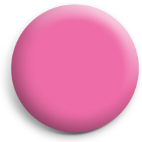 Pink button badge