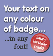Text Badges